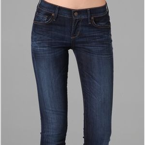 Citizens Of Humanity Jeans - Citizens Of Humanity Ava Low Rise Straight Jeans